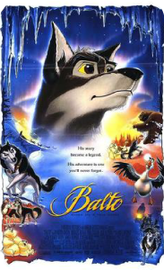 Best dog movies - Balto