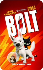 Best dog movies - Bolt