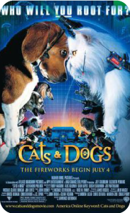 Best dog movies - Dogs and cats